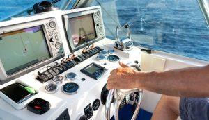 Los 4 mejores radares de barcos